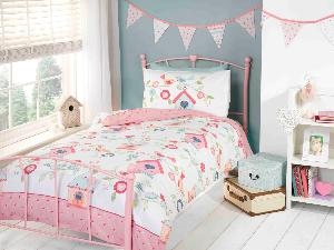 Bird House duvet set