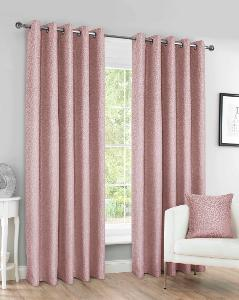 Sahara Lined Eyelet Curtains