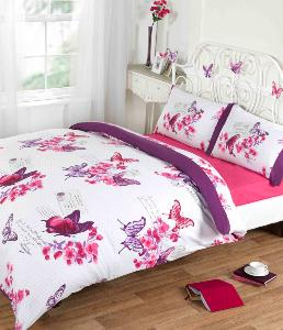 Parisienne Bed in a Bag  Duvet Cover Set