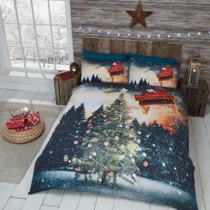 Northern Lights Duvet Set
