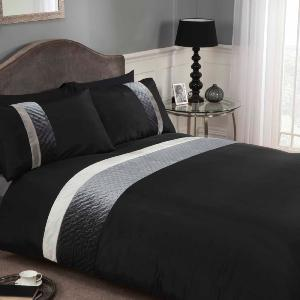 Deco Embroidered Duvet Set