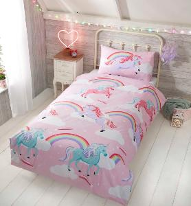 My Little Unicorns Duvet Set
