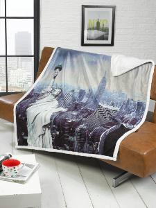 Statue of Liberty Throw