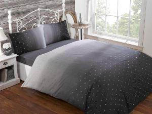 Galaxy Bed In A Bag Duvet Cover Set