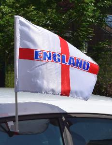 England Car Flag Otdoor Flag