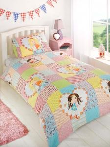 Kids Fairy Patchwork