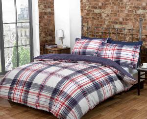 Harper Check Duvet Cover Set