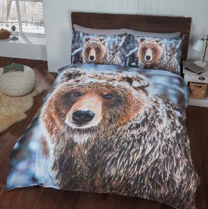 Big Bear Duvet Set