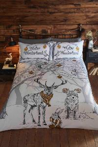 Winter Wonderland Duvet Set