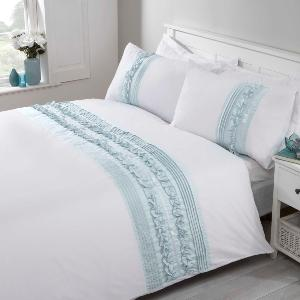 Tilly Embroidered Duvet Set